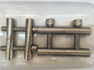 ANSI 316Ti / EN 1.4571, 317L / EN 1.4438 nga mga bahin sa stainless steel-Nagdugtong nga serye sa sungkod