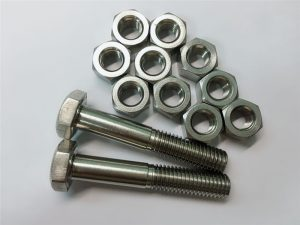 Alloy 20 bolts ug nuts stainless steel fastener uns n08020