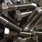 nickel alloy 600 ug 2.4816 bolt nga riles sa studs din931chinese supplier