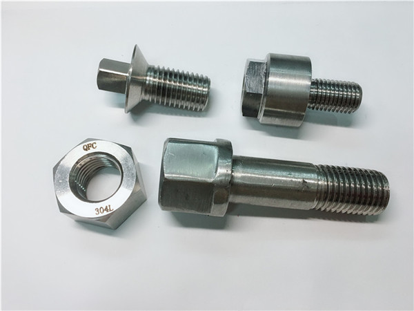 a2-70 stainless steel hex head screw bolt din 933
