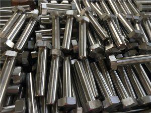 No.100 Professional A-286 alloy bolt alang sa mga balyena