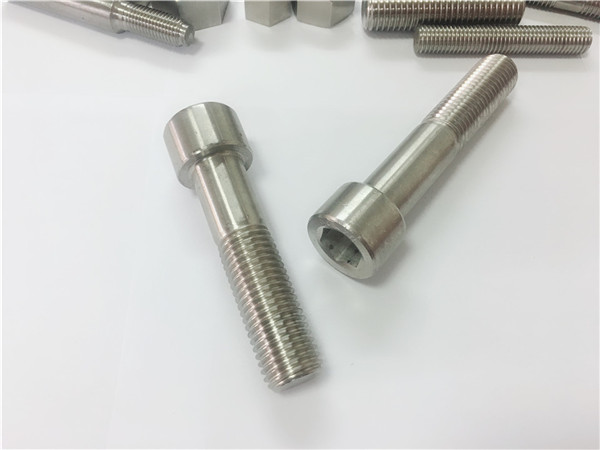paghimo sa china fastener custom knurling screw screw