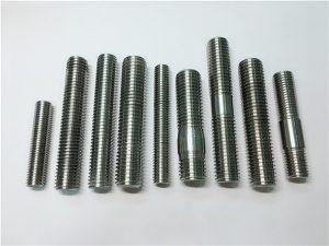 No.104-alloy718 2.4668 thread nga goma, stud nga mga bolts nga fastener DIN975 DIN976