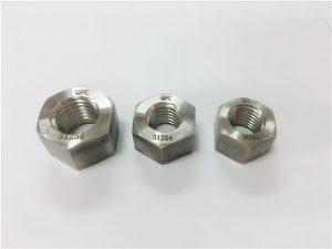 No.109-S31254 A193 B8MLCuN bug-at nga hex nuts