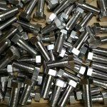 naandan nga fastener 316 stainless steel din931 hex bolt nga adunay maayong presyo
