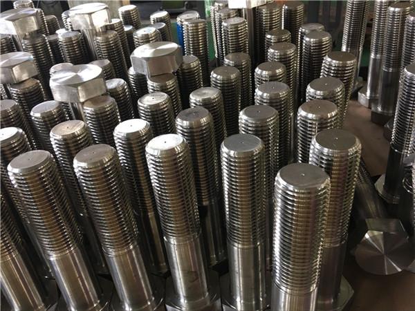 hex bolts iso4014 tunga nga hilo a193 b8, b8m, b8t, b8c ss fastener