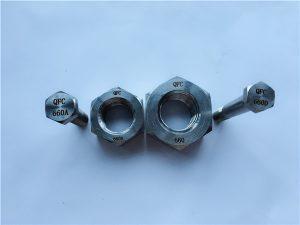 No.24-Alloy 660 Hex Bolts, Mga fastener