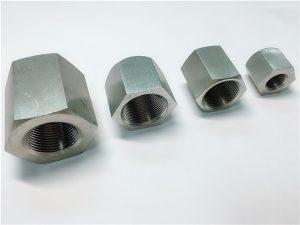No.31-Malig-on sa paggamit sa naandan nga machining babaye nga hilo nga Hexagon stainless steel nut