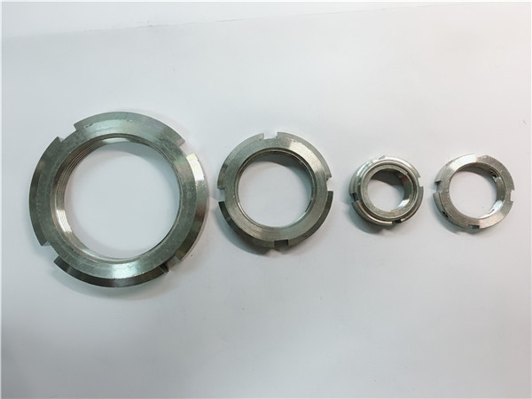custom nga china supplier nga gihimo stainless steel round nut