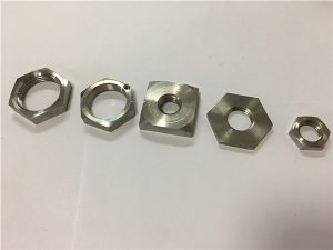 No.34-Wholesale nga presyo square stainless steel wheel nut