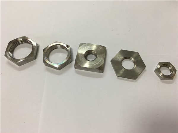 pakyawan nga presyo square stainless steel wheel nut