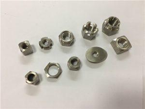 Ang No.35-Mainit nga pagpamaligya sa ubos nga presyo sa China nga fastener hex head nut hex jam nut