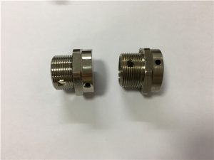 No.37-Stainless Steel Plug (Hexagon Head) 304 (304L), 316 (316L)
