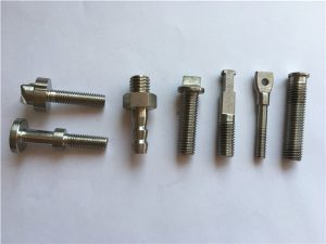 No.40-Titanium Gold CNC Machine Bicycle Bolt
