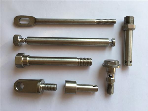 recision stainless fasteners cnc pag-usab sa mga fastener sa metal