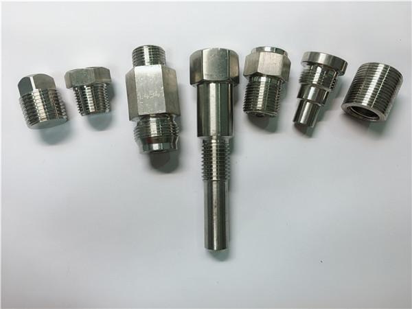 taas nga kalidad nga oem lathe machine stainless steel fasteners nga hinimo sa cnc machining