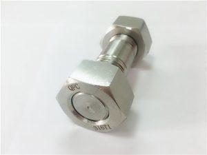Ang mga fastener sa No.70-stainless SS 316Ti
