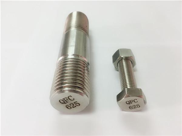 inconel 625 mga fastener sa nikel