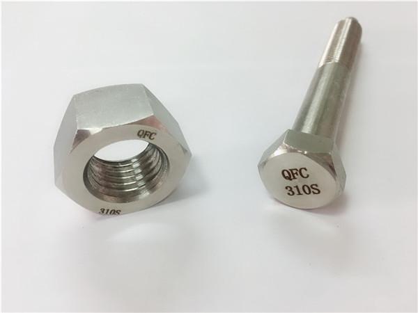 china screw ug nut ss310s
