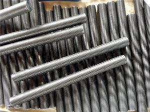 No.8-Incoloy Alloy 800 800H 800HT Tibuok nga Thread Bar