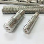 duplex 2205 s32205 2507 s32750 1.4410 taas nga kalidad nga hardware fastener kahoy nga sinulud nga gunitanan nga sinulud
