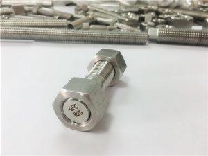 No.82-inconel 825 fastener alloy 825 fastener