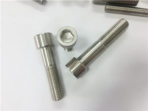 No.83-Inconel 718 Allen Bolt, Socket Cap Screw