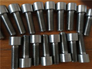 No.9-Incoloy 926 EN1.4529 Ang UNS N08926 socket head screw fastener