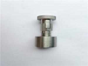 No.95-SS304, 316L, 317L SS410 Bolt sa karwahe nga adunay round nut, dili standard nga mga fastener