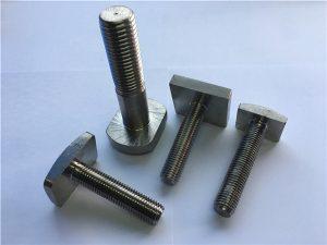 Ang No.99-Pagsuplay 904L stainless steel bolts ngadto sa Oil & Gas