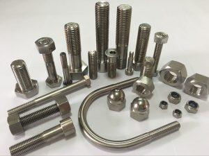 mga fastener gikan sa puthaw nga metal gikan sa top nga tiggama