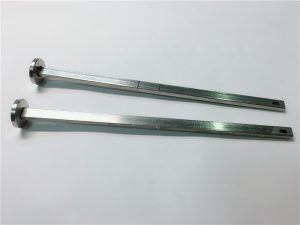 supplier sa fastener sa 316 stainless steel flat head square liog din603 m4 kargamento sa kargamento