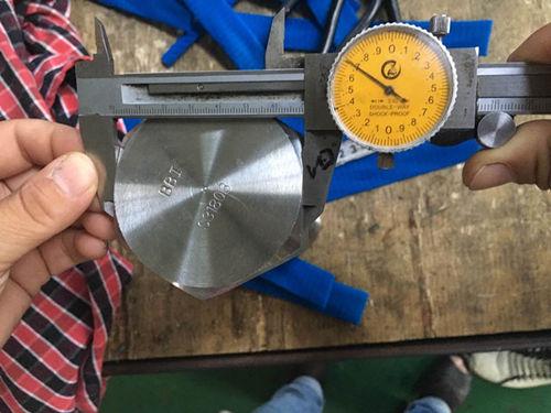 S31803 Hex Cap Screw Dimension Test