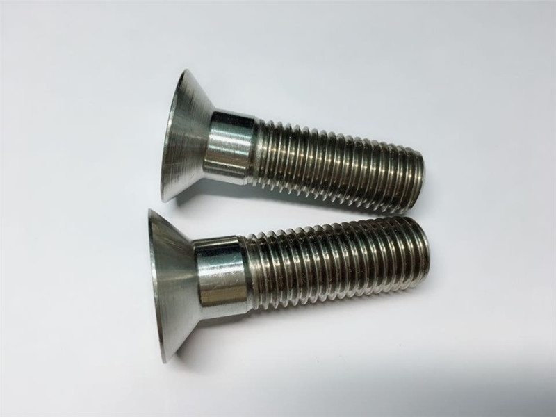 stainless steel torx flat head screws / M5 torx screws